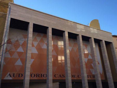 Auditorio Casa de Cultura